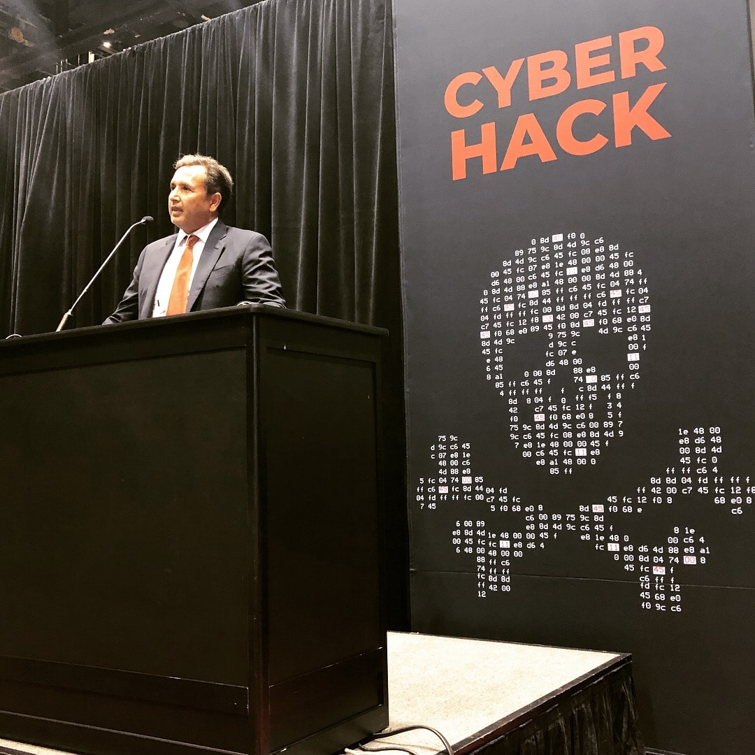 Cybersecurity Expert Syed Alam