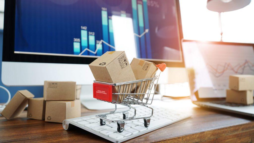 E- Commerce Concept